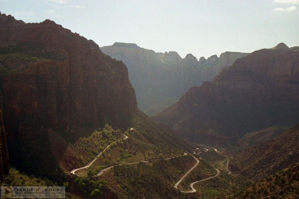 Zion National Park 1989