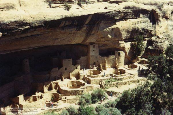 Mesa Verde National Park, 1989