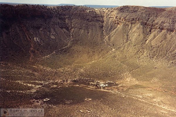 Meteor Crater Arizona, 1989