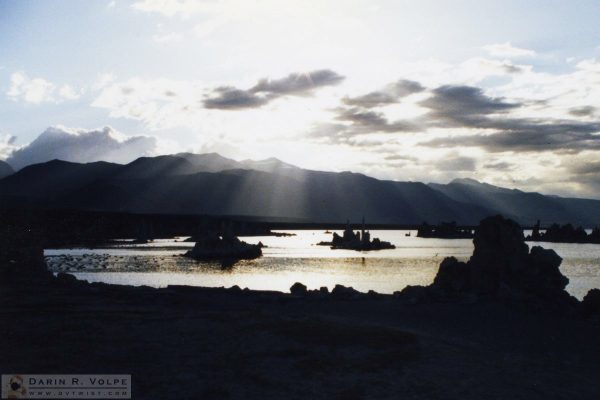 Mono Lake, California - 1990