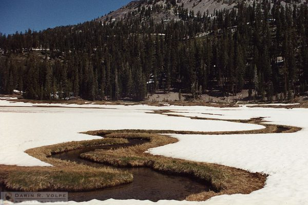 Lassen Volcanic National Park, California - 1990