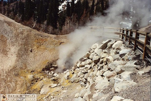 Lassen Volcanic National Park - 1990