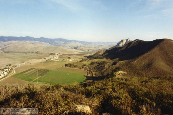 From Black Hill, Morro Bay - 1990