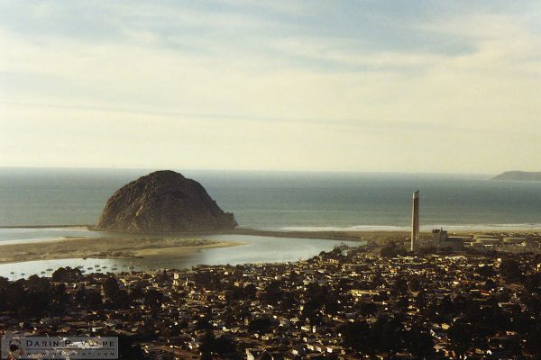 Morro Bay, California - 1991