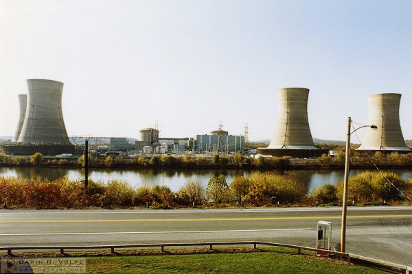 Three Mile Island Nuclear Power Plant, Pennsylvania - 1991