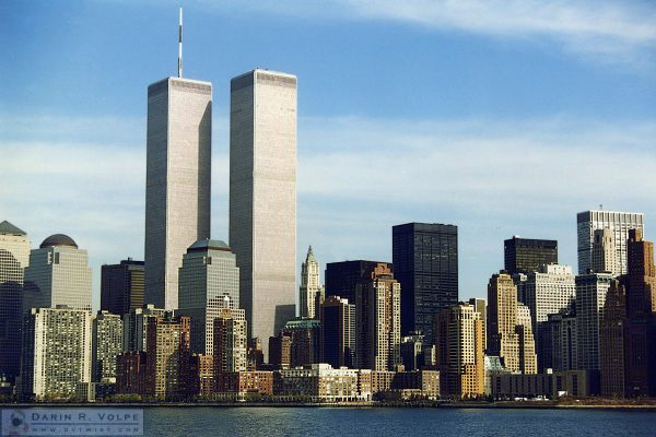 World Trade Center, New York City - 1991
