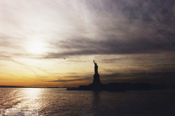 Statue of Liberty - 1991