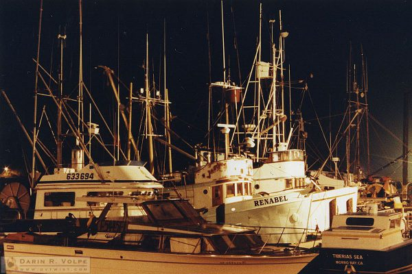 Morro Bay, California - 1992
