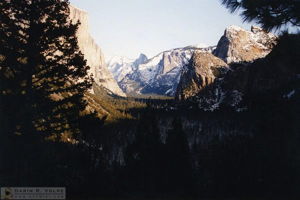 Yosemite National Park - 1992