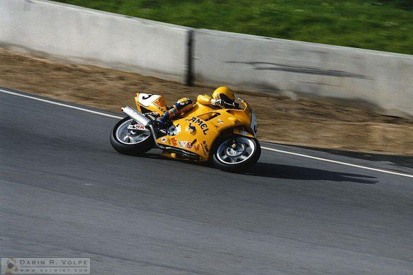 Laguna Seca Raceway - 1993