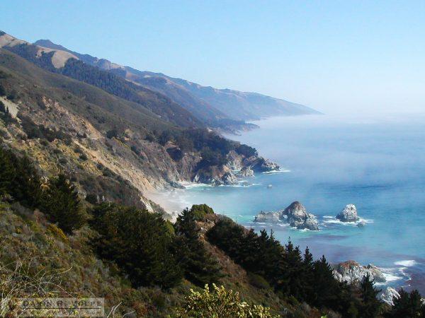 California Coast - 2001