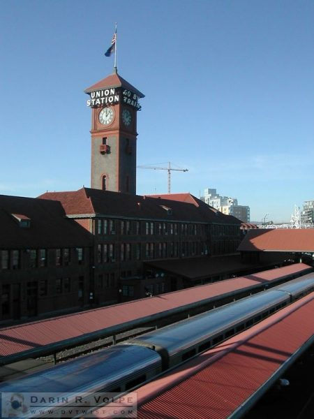 Amtrak Station - Portland Oregon - 2005