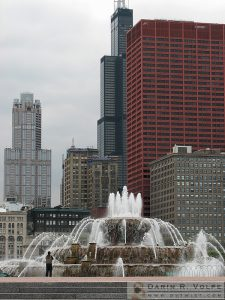 """I Like Big Things"" [Buckingham Fountain in Chicago, Illinois]"