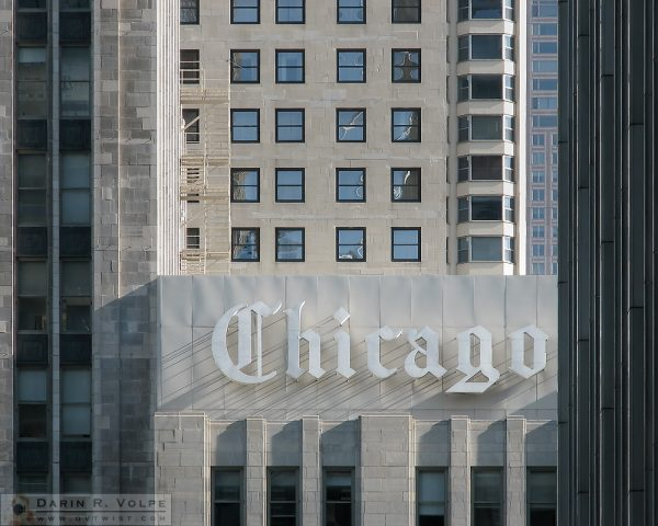 """Chicago"" [Chicago Tribune Tower in Chicago, Illinois]"