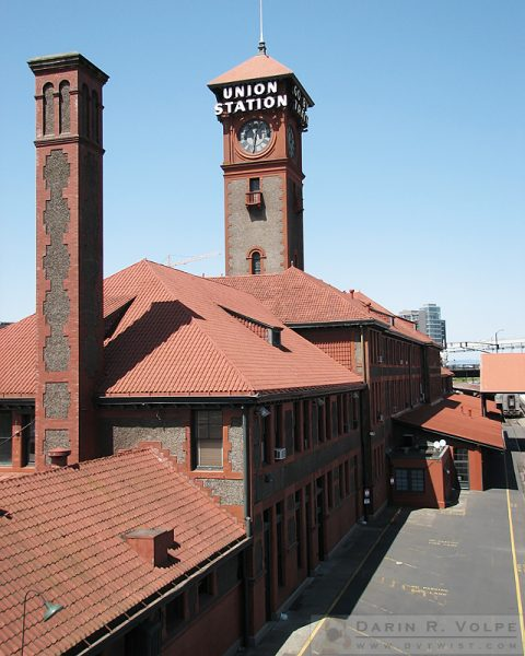 Portland, Oregon, Union Station