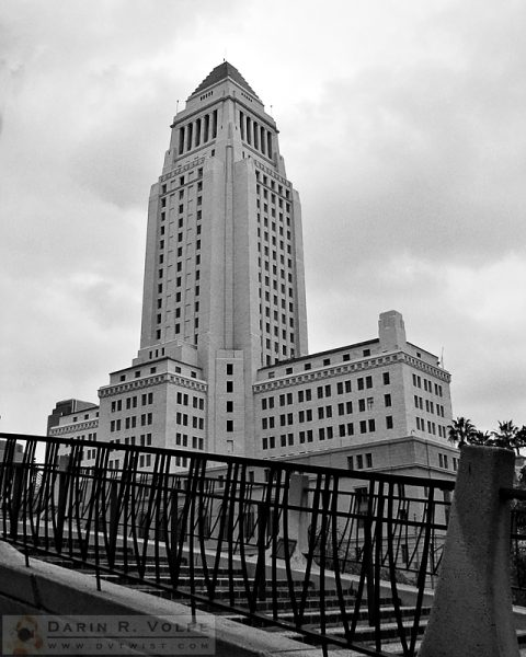 """This is the City"" [Los Angeles City Hall in Los Angeles, California]"