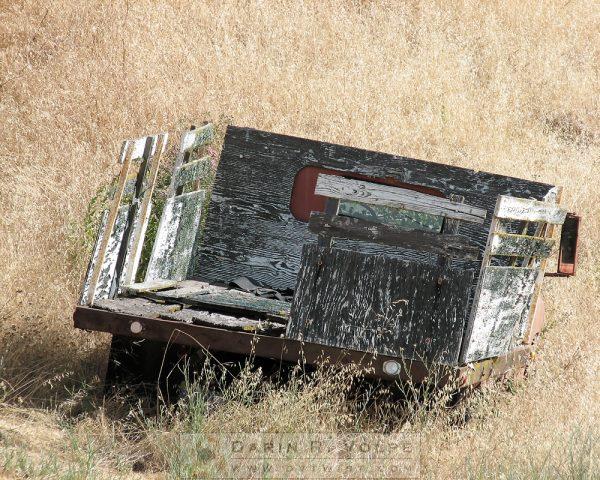 """""""End Of The Road"""" [Atascadero, California]"""