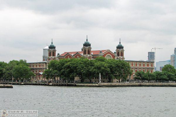 Ellis Island, 2007