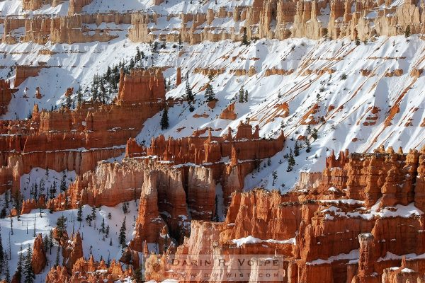 """Frosted Gingerbread"" [Bryce Canyon National Park]"