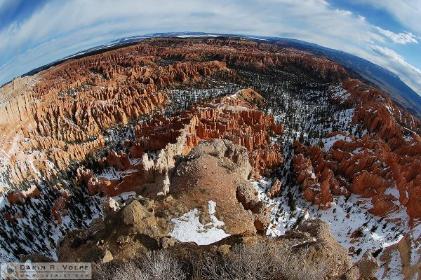 """Around Bryce Canyon"" [Hoodoo Formations in Bryce Canyon National Park, Utah]"