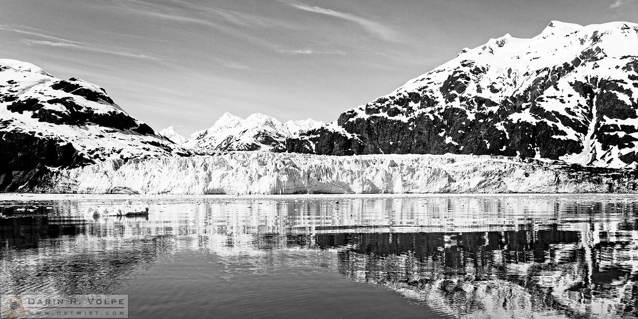 """Water and Stone"" [Margerie Glacier in Glacier Bay National Park, Alaska]"