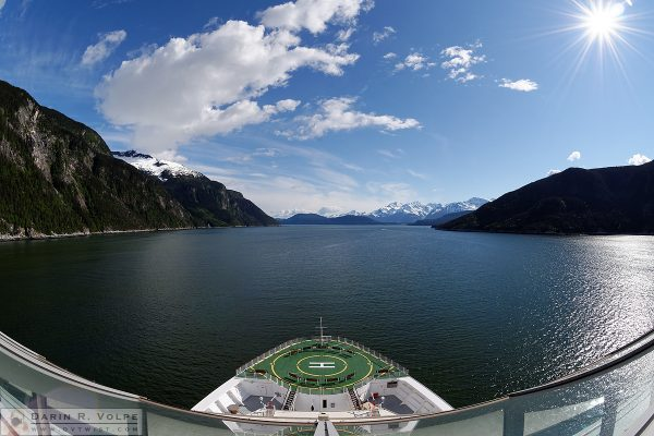 """Cruising the Inside Passage"" [Celebrity Millenium Cruise Ship in The Inside Passage, Alaska]"