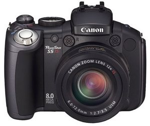 Canon S5IS Digital Camera