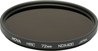 Hoya NDx400 Neutral Density Filter