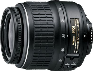 Nikkor 18-35 Zoom Lens