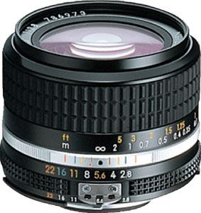 Nikkor 24mm f/2.8 Lens