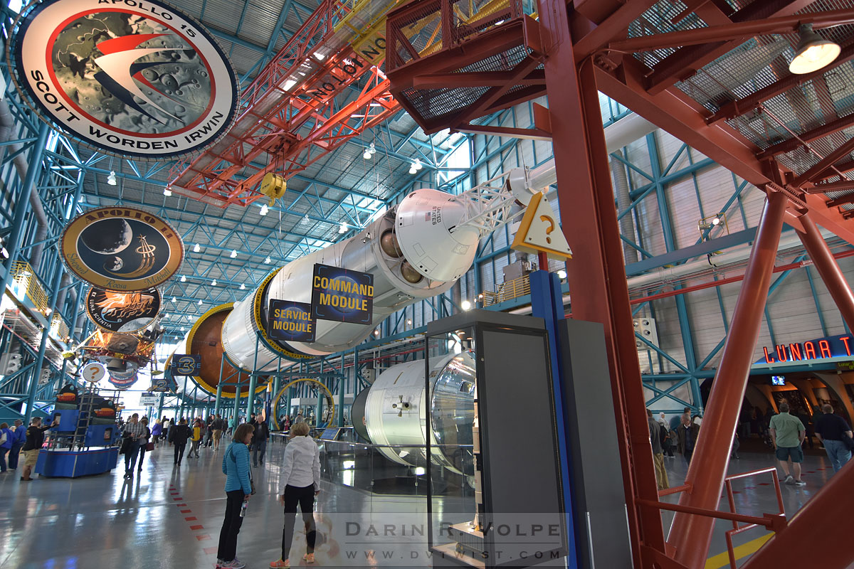 Apollo/Saturn V Center - Kennedy Space Center