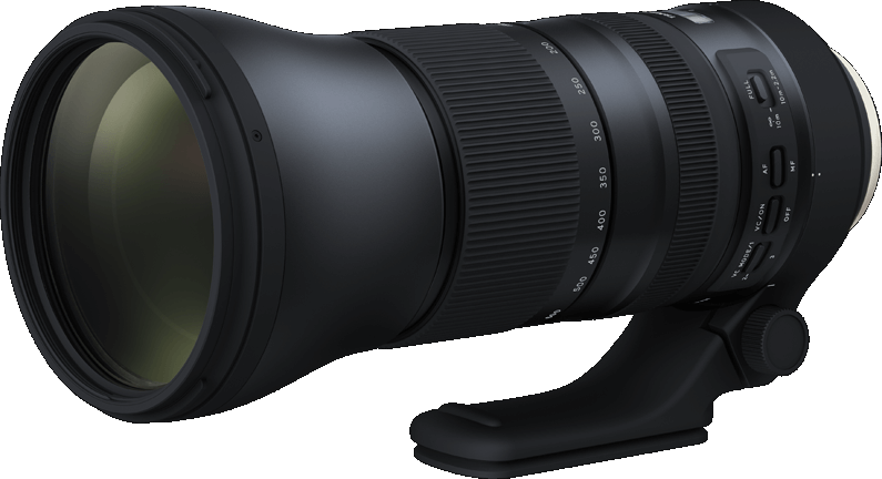Tamron 150-600mm F/5-6.3 Di VC USD G2 Zoom Lens