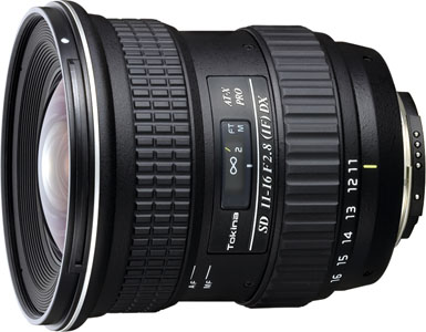 Tokina 11-16 Ultra-Wide Zoom Lens