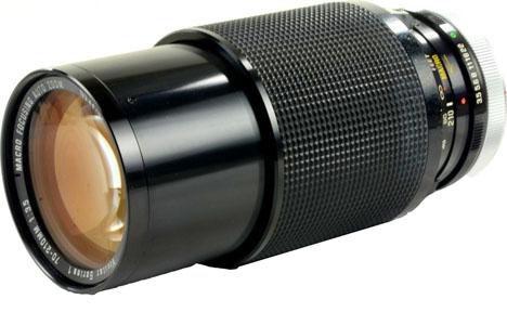 Vivitar Series 1 70-210 Zoom Lens