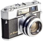 Aries Viscount Rangefinder Camera