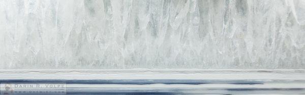 """""""Glacier Bay"""" [Quartz at California Academy of Sciences - San Francisco, California]"""