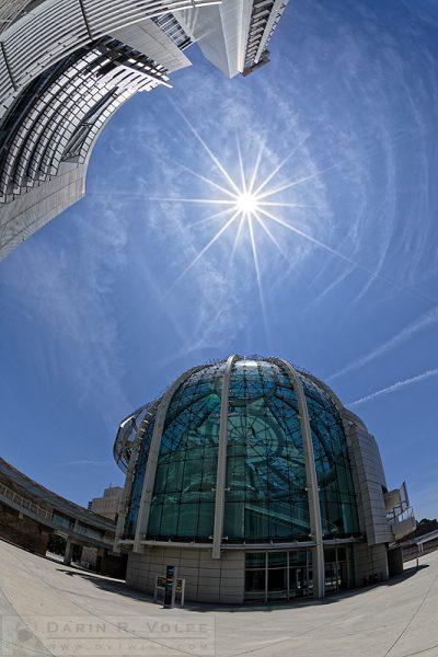 """Dot Com Bubble"" [San Jose City Hall in San Jose, California]"