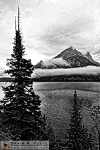 """Jackson Lake"" [Grand Teton National Park, Wyoming]"