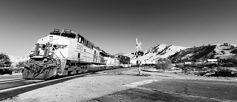 Featured Collection: Trains at Tehachapi Pass