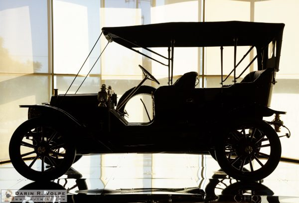 """A Lunar Eclipse"" [1911 Moon Model Thirty Toy Tonneau At The Nethercutt Museum, Sylmar, CA]"