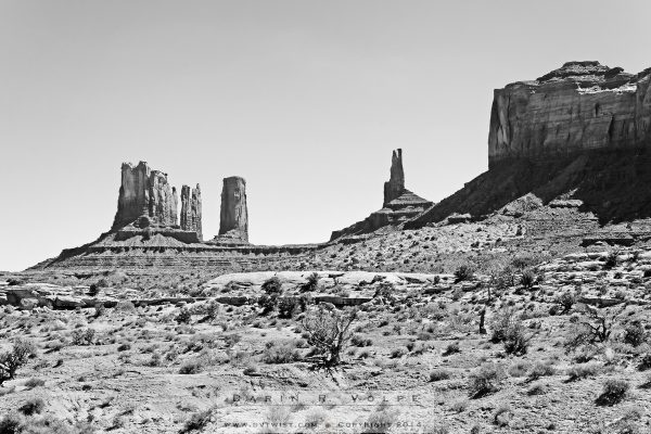 """Cowboy Cliche"" [Monument Valley Navajo Tribal Park]"