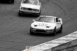 """In The Groove"" [Nissan 300zx At The 24 Hours Of Lemons Race In Sonoma, California]"