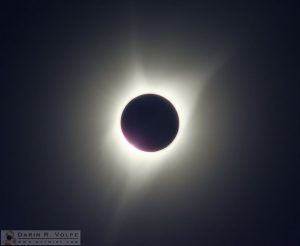 """In The Shadow Of The Moon"" by Darin Volpe - 2017 Solar Eclipse In Independence, Oregon"