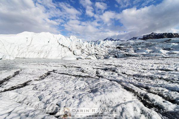 """Matanuska Glacier"" [Sutton, Alaska]"