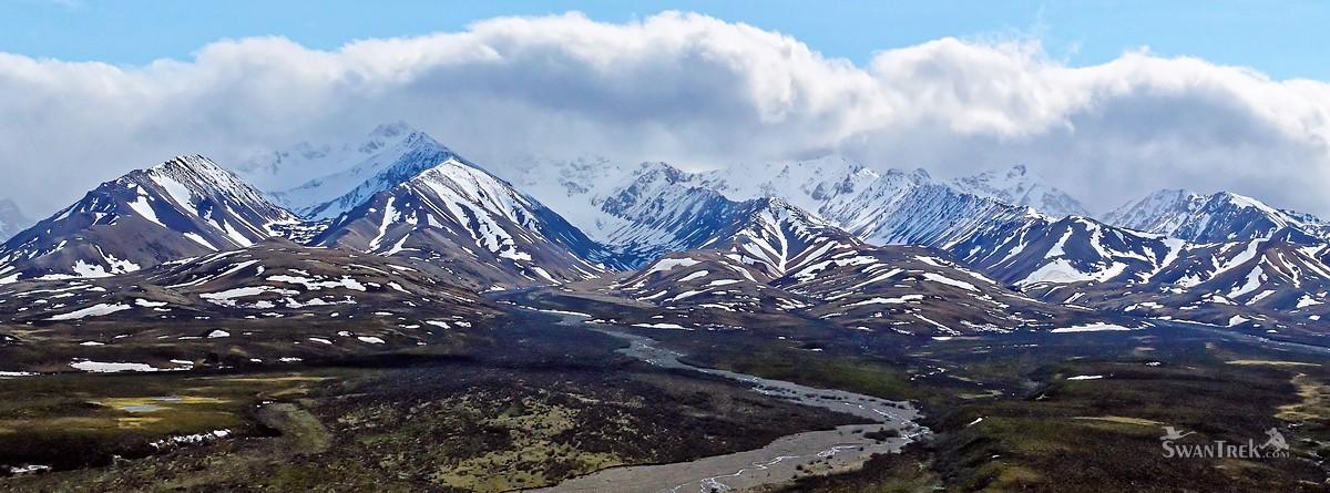 Alaska Range [Denali National Park, Alaska]