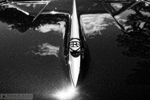 """R"" by Darin Volpe [1965 Buick Riviera Hood Ornament At The Golden State Classic Car Show, Paso Robles California]"
