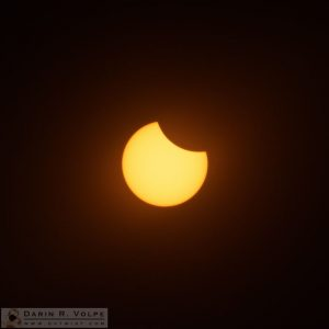 """The Chase"" by Darin Volpe - 2017 Solar Eclipse In Independence, Oregon"