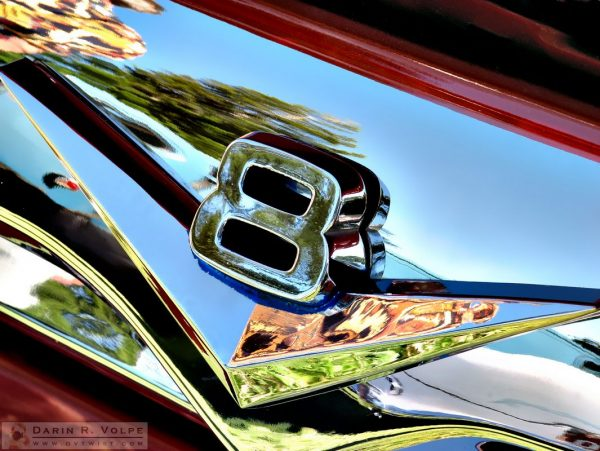 """V8"" by Darin Volpe [1956 Ford Pickup At The Paso Robles Classic Car Show]"