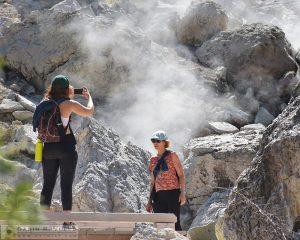 Devil's Kitchen - Lassen Volcanic National Park