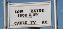 The World's Worst Motels